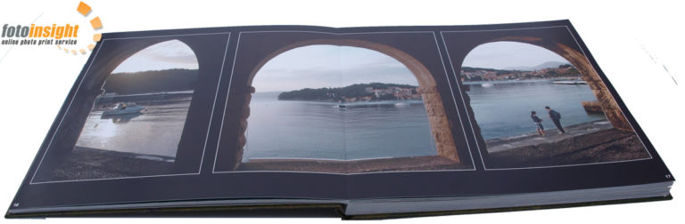 Libri di foto su carta fotografica - senza convessità