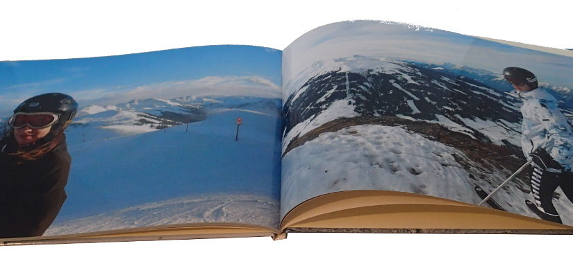 Choose the right photo book for the photographs that carry your precious memories